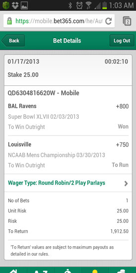 Bet And Win 365