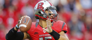 Louisville, Rutgers both facing challenges at QB