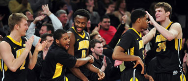 Hawkeyes go into NIT final as the best bet in the nation