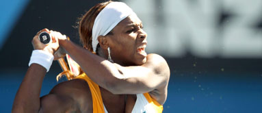 Australian Open: Serena 'a horror story' for sportsbooks