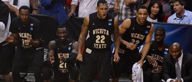 Louisville-Wichita State pointspread a historically big number